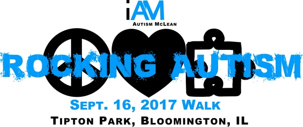"2017 Autism McLean's ""Rocking Autism"" Walk and Kids Fun Run"
