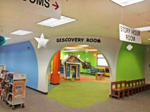 Normal Public Library Autism Friendly Open House