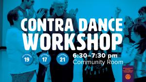 Contra Dance Workshops
